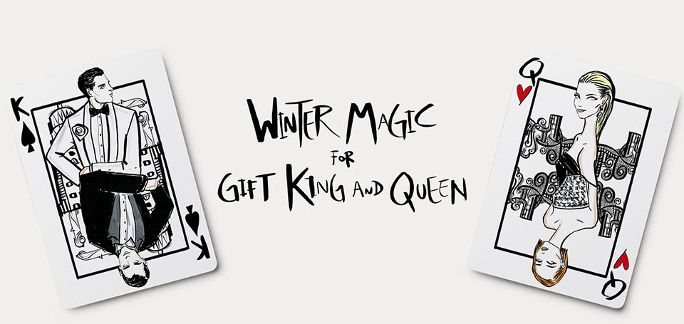 winter magic for gift king queen pool inc